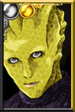 Fan Vastra Ninja Portrait