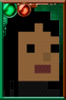 Martha Jones + Pixelated Weapon Portrait