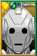 Fan Brigadier Cyberman Portrait