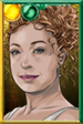 Professor River Song Dinner Portrait