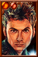 The Tenth Doctor + Comics Portrait