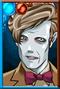 11th Doctor Flesh Clone Portrait