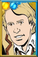 The Fifth Doctor + Comics Portrait