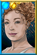 Fan River Song Dinner Portrait