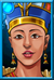 Queen Nefertiti head