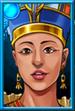 Queen Nefertiti head