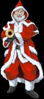 Roboform Santa Small Horn