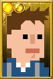Jack Harkness Pixelated Shirt Portrait