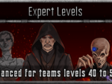 Expert Levels