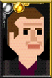 The Ninth Doctor + Pixelated Portrait