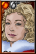 River Song Cape Portrait