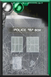 Trickster TARDIS Web Covered Portrait