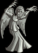 Weeping Angel Kids Area C