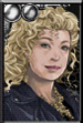 Professor River Song + Spy Portrait