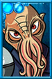 Ood (Blue) Kids Area Portrait