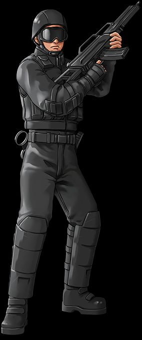 UNIT soldier