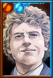 The Sixth Doctor + Portrait Portrait