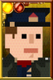 Jack Harkness + Pixelated Captain Portrait