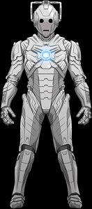 Brigadier Lethbridge-Stewart Cyberman