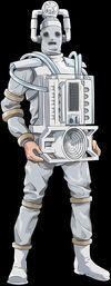 Mondas Cyberman A