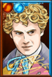 The Sixth Doctor + Signature Portrait