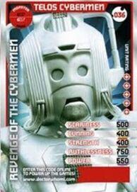 Telos Cyberman