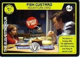Fish Custard Card