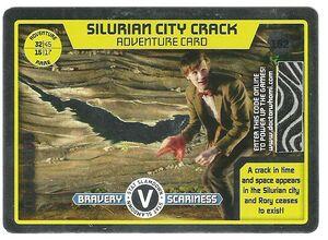 Silurian city crack-rare