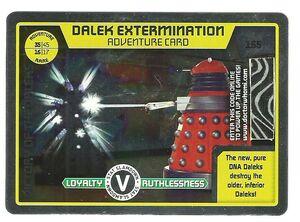 Dalek extermination-rare