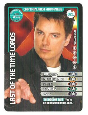 Captain jack harkness-common
