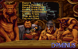 Dominus intro War Room