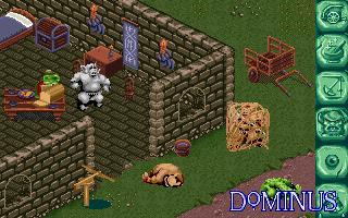 Dominus intro battle