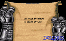 Dominus intro message