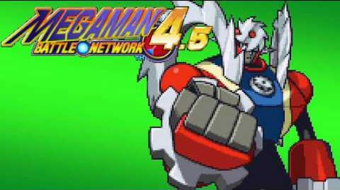 Mega Man Battle Network 4.5 OST - T14 Theme Of MetalMan.EXE