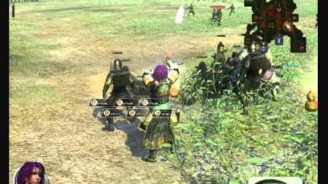 Strategist's Fan -- Dynasty Warriors Online