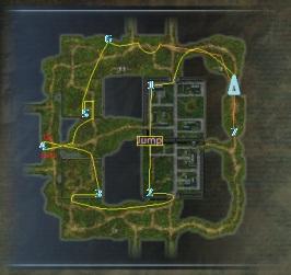 7wisemen map