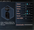 Light Leather Armor +2