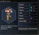 Light Battle Armor +1