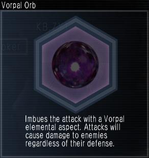Vorpal Orb