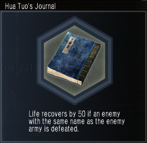 Hua Tuo's Journal