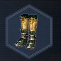 Zhao yun boots