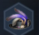 Xi Female Swordman Hat