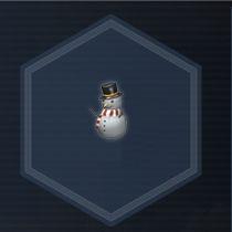 Western snowman