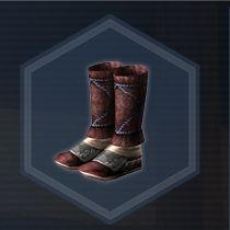 Fighter boots L