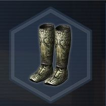 Silver Boots C
