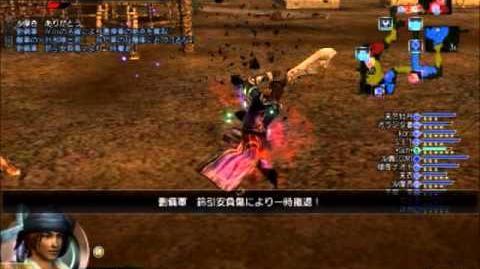 Dynasty Warrior Online Z Xiahou Dun Moveset