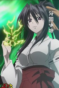 Akeno Himejima 9