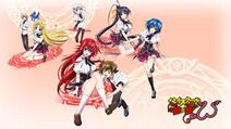Highschool dxd gremory clan