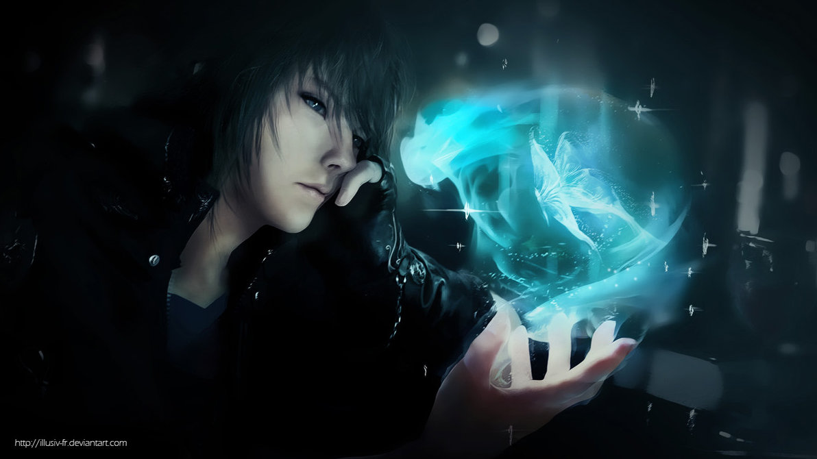 Noctis Lucis Caelum Final Fantasy Xv Wallpaper By Illusiv Fr D9rkhhg