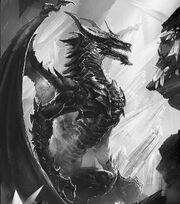 Kairu Nozokimasu (Grey Dragon Emperor) | High School DxD